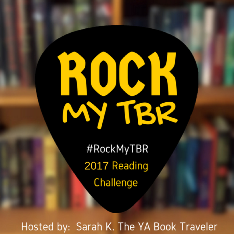 2017 Rock My TBR Reading Challenge