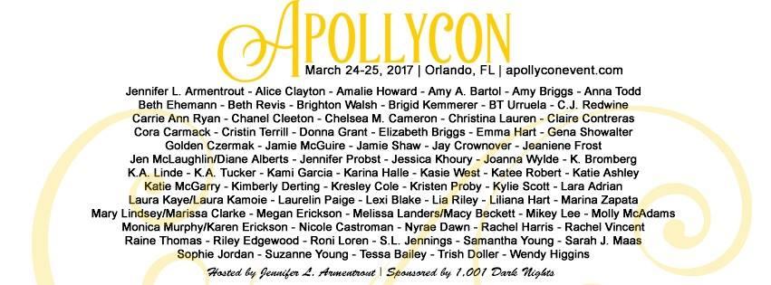 Apollycon Wrap-Up