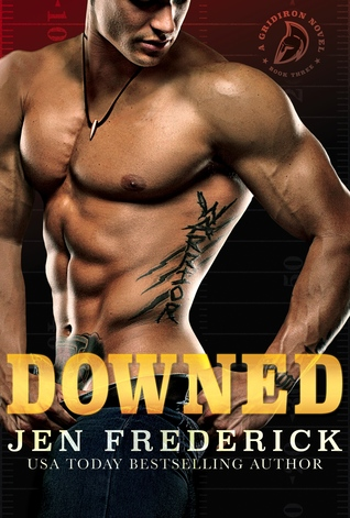 In Review: Downed (Gridiron #3) by Jen Frederick