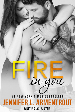 Feature Tour, Author Top Five, Teasers, Review & Giveaway: Fire in You (Wait for You #6) by J. Lynn