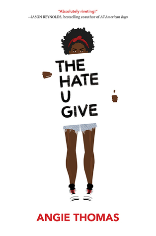 In Review: The Hate U Give by Angie Thomas