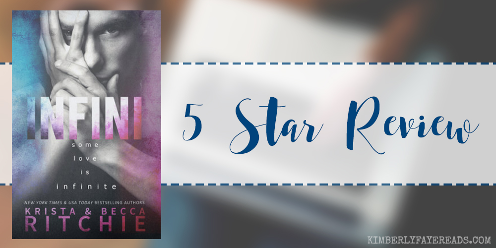 In Review: Infini (Aerial Ethereal #2) by Krista & Becca Ritchie