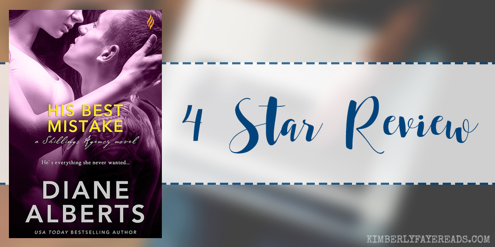 In Review: His Best Mistake (Shillings Agency #6) by Diane Alberts