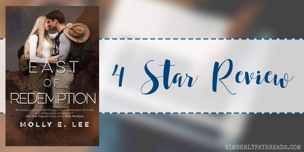 In Review: East of Redemption (Love on the Edge #2) by Molly E. Lee