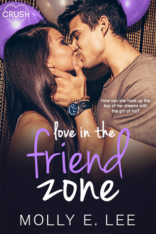 Blog Tour, Review & Teasers: Love in the Friend Zone by Molly E. Lee