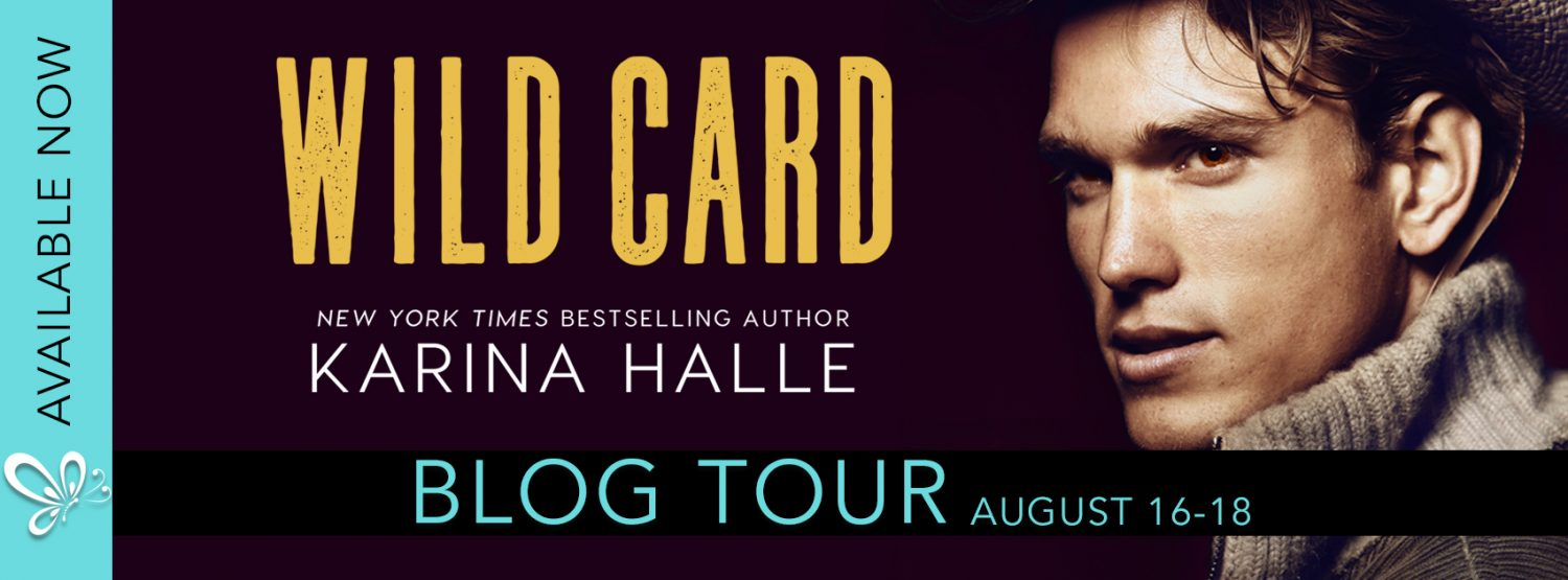 Blog Tour, Review & Teaser: Wild Card (North Ridge #1) by Karina Halle