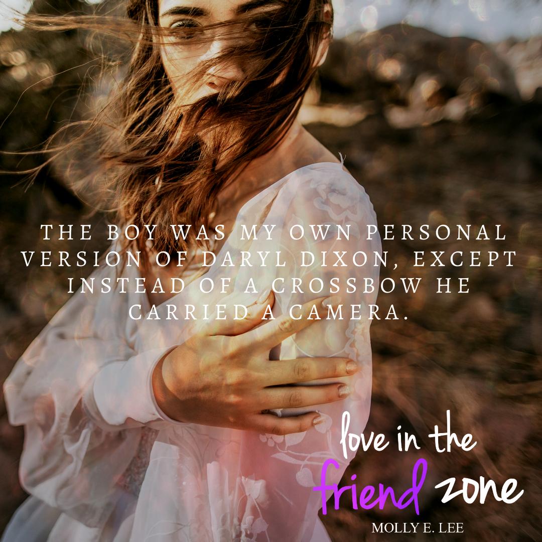Love in the Friend Zone Molly E. Lee