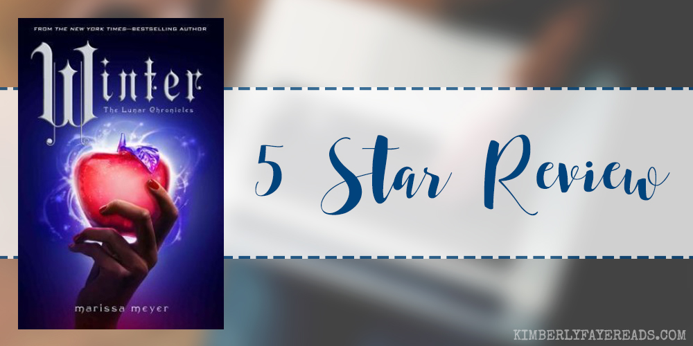 In Review: Winter (The Lunar Chronicles #4) by Marissa Meyer