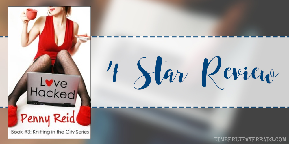 In Review: Love Hacked (Knitting in the City #3) by Penny Reid
