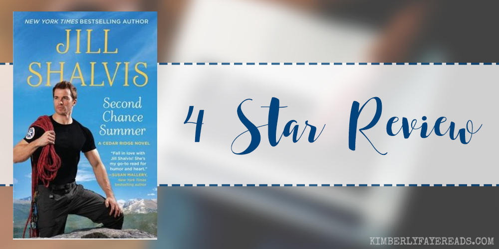 In Review: Second Chance Summer (Cedar Ridge #1) by Jill Shalvis