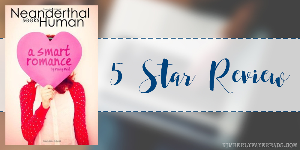 In Review: Neanderthal Seeks Human (Knitting in the City #1) by Penny Reid
