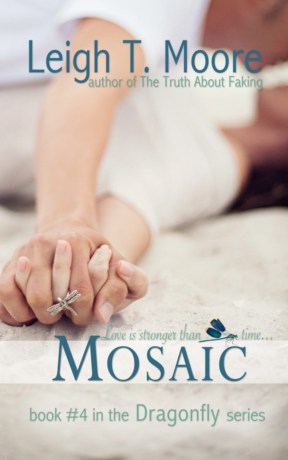 In Review: Mosaic (Dragonfly #4) by Leigh Talbert Moore