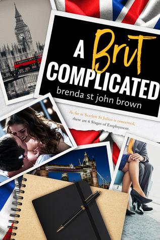 A Brit Complicated Brenda St John Bronw