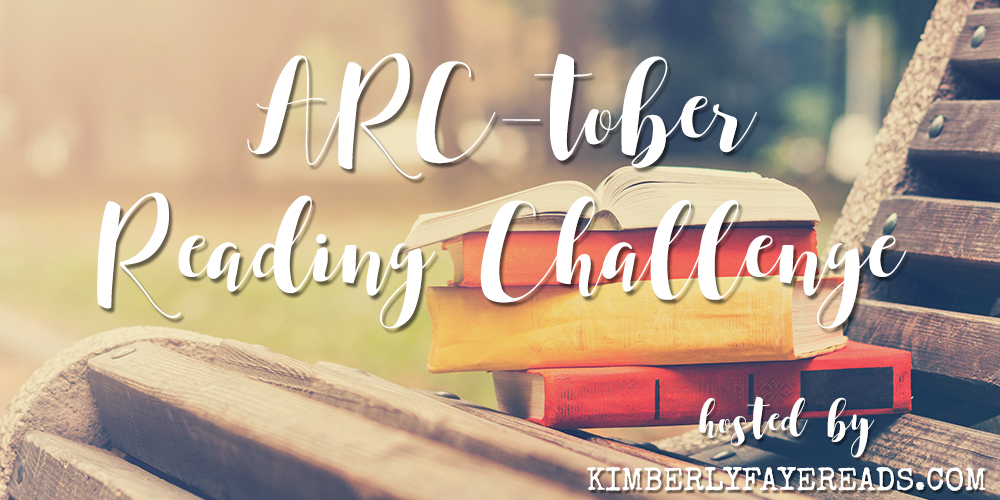 ARC-tober Reading Challenge: Week One Update