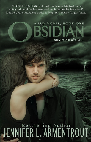 In Review: Obsidian (Lux #1) by Jennifer L. Armentrout