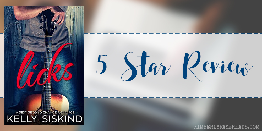 In Review: Licks (One Wild Wish #3) by Kelly Siskind