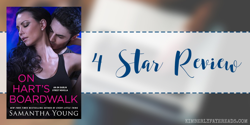 In Review: On Hart's Boardwalk (On Dublin Street #6.7) by Samantha Young