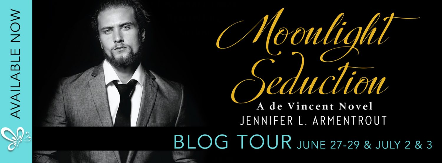 Blog Tour, Teasers & Excerpt: Moonlight Seduction (de Vincent #2) by Jennifer L. Armentrout