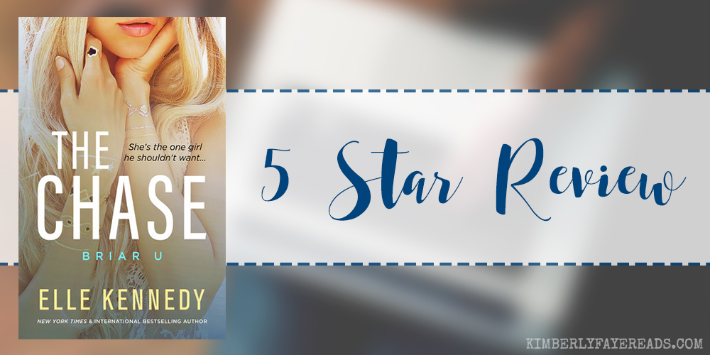 In Review: The Chase (Briar U #1) by Elle Kennedy