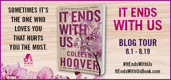 Blog Tour, Review & Giveaway: It Ends With Us by Colleen Hoover