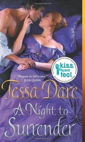 A Night to Surrender Tessa Dare