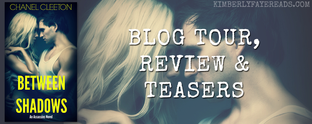 Blog Tour, Review & Teasers: Between Shadows by Chanel Cleeton
