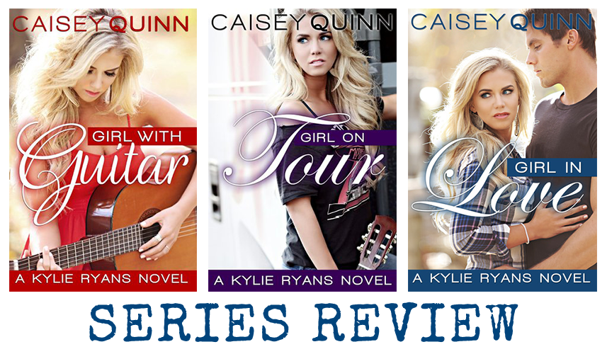 Series Review: Kylie Ryans by Caisey Quinn