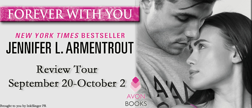 Review Tour & Teasers: Forever with You (Wait for You #5) by Jennifer L. Armentrout