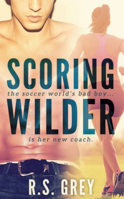 Re-Read Review: Scoring Wilder by R.S. Grey