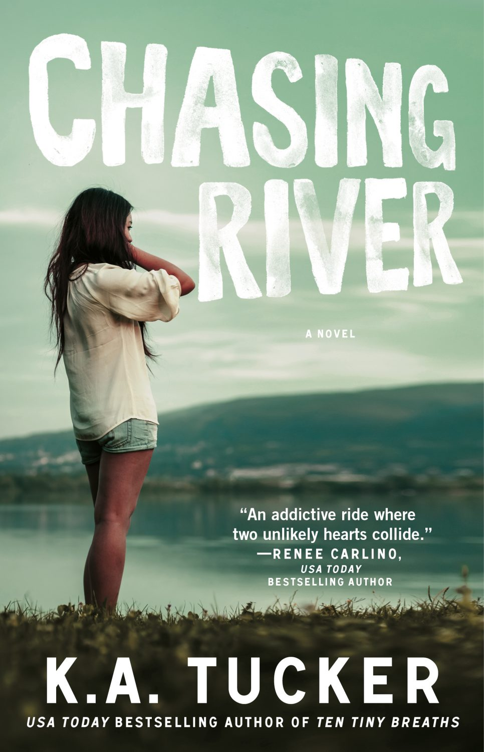 In Review: Chasing River (Burying Water #3) by K.A. Tucker