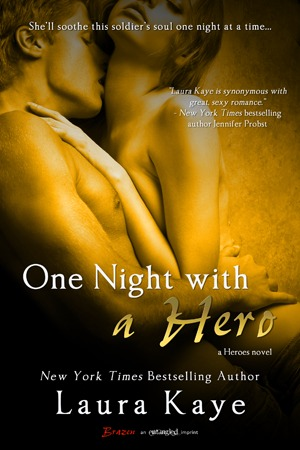 In Review: One Night with a Hero (The Hero #2) by Laura Kaye