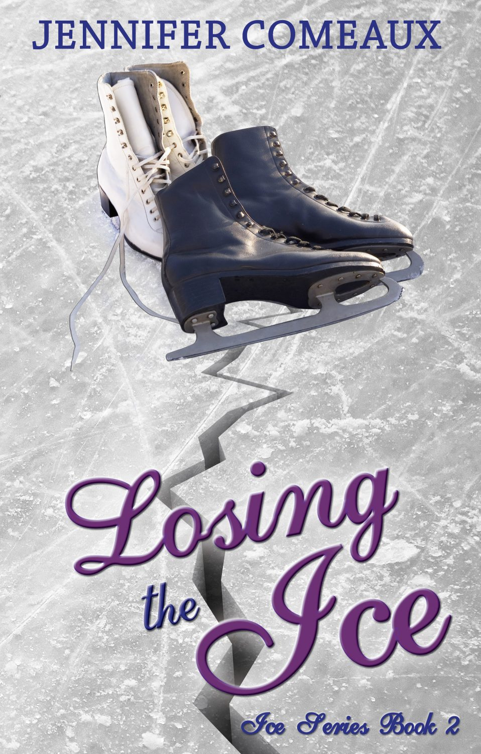 Blog Tour, Review & Giveaway: Losing the Ice (Ice #2) by Jennifer Comeaux