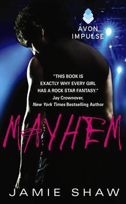 In Review: Mayhem (Mayhem #1) by Jamie Shaw