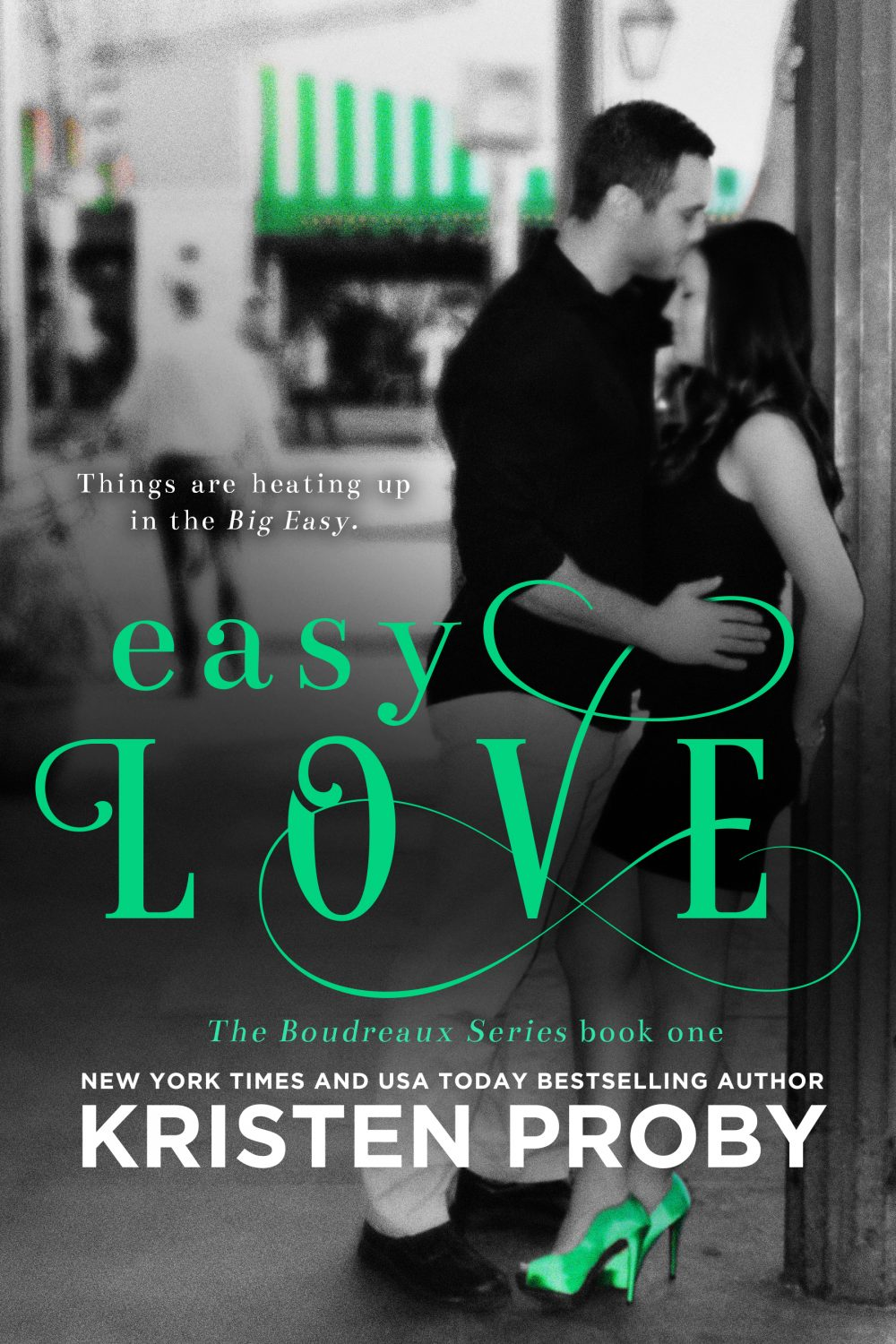 In Review: Easy Love (Boudreaux #1) by Kristen Proby