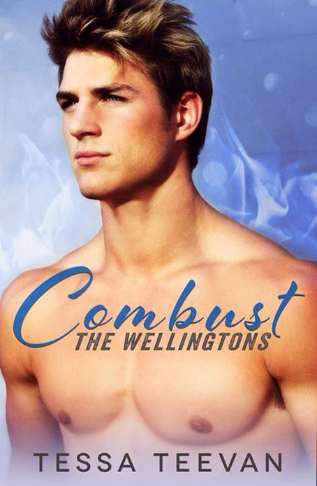 In Review: Combust (The Wellingtons #1) by Tessa Teevan