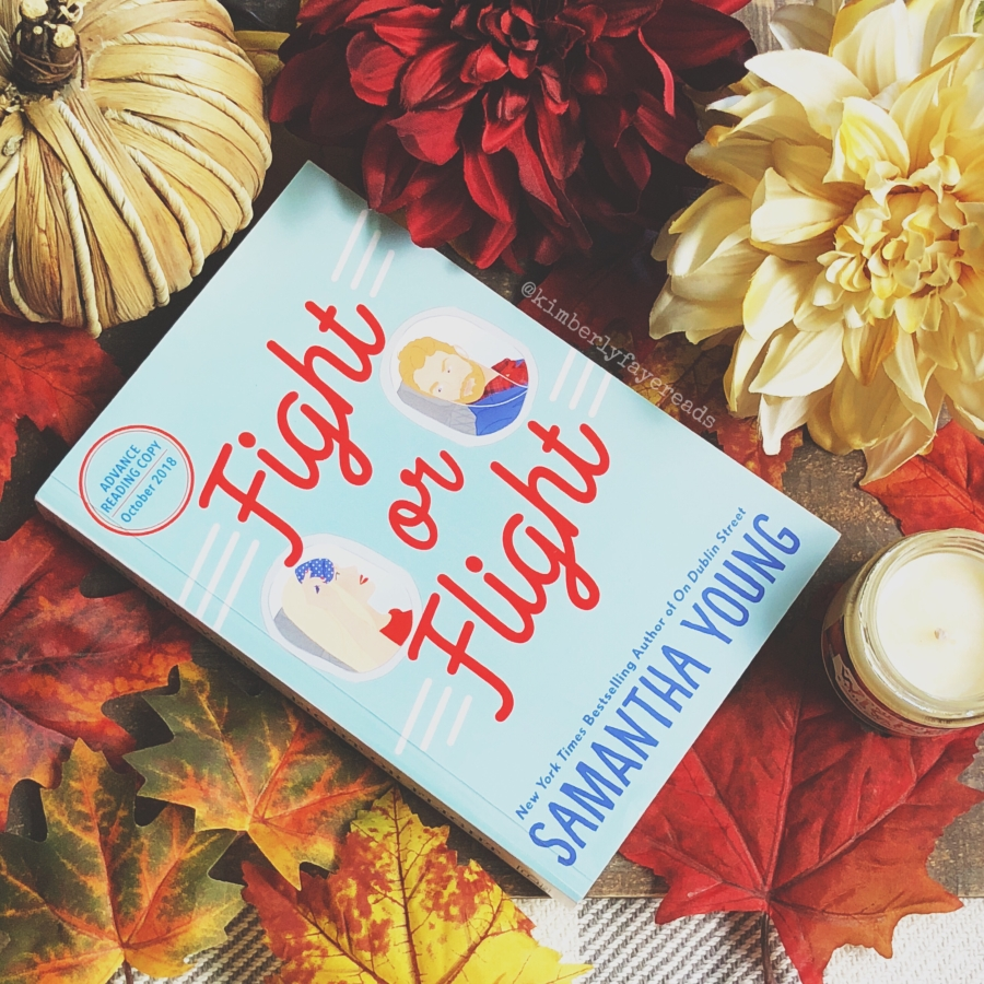 In Review: Fight or Flight by Samantha Young