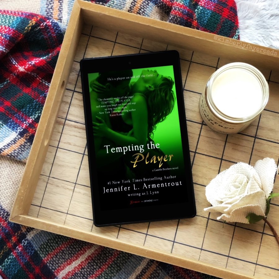 In Review: Tempting the Player (Gamble Brothers #2) by Jennifer L. Armentrout