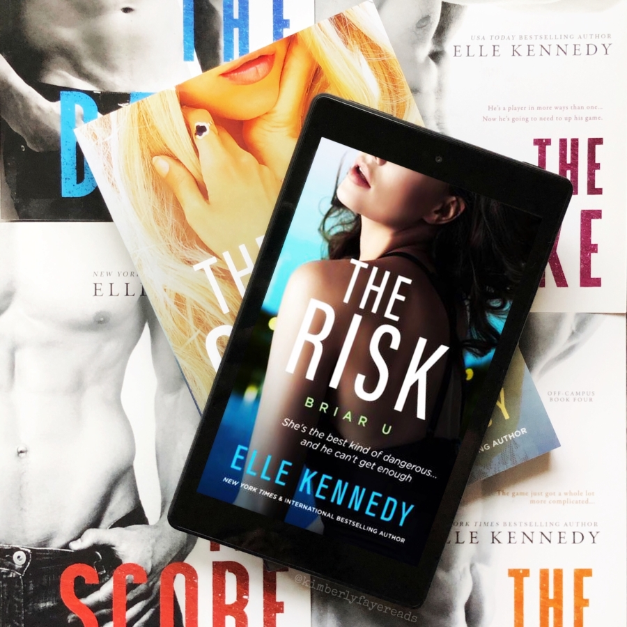 In Review: The Risk (Briar U #2) by Elle Kennedy