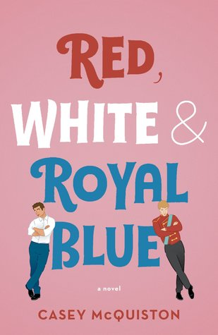 Red White & Royal Blue