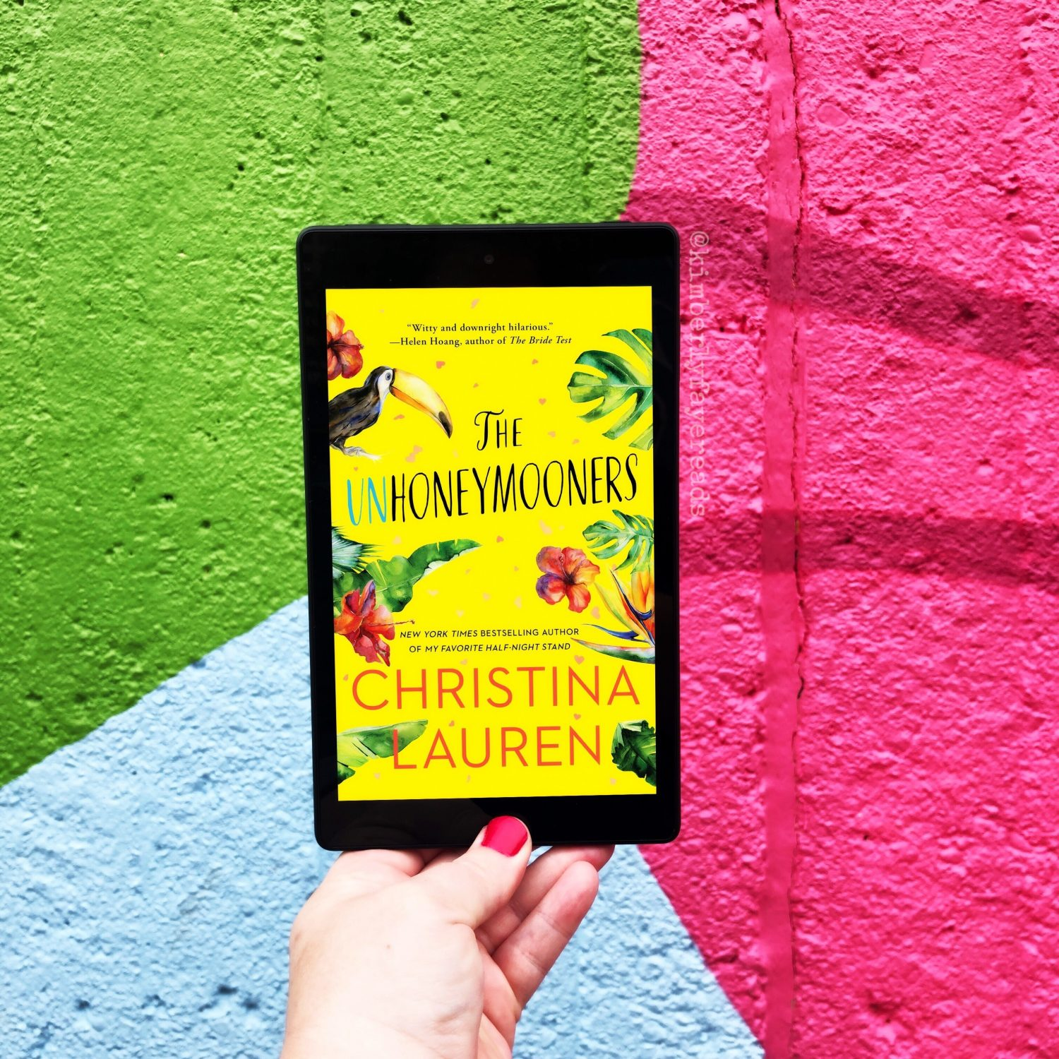 In Review: The Unhoneymooners by Christina Lauren