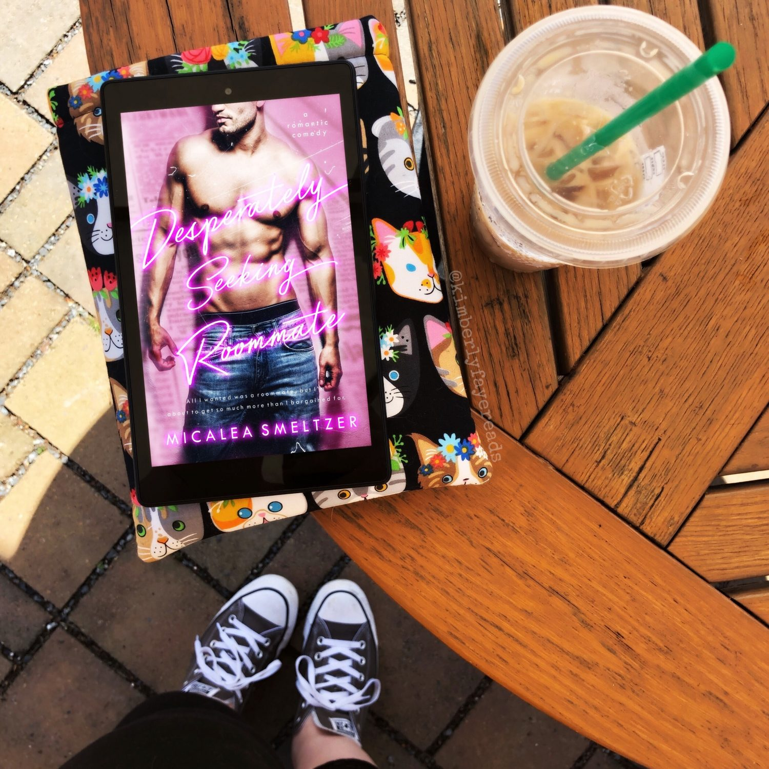 In Review: Desperately Seeking Roommate by Micalea Smeltzer