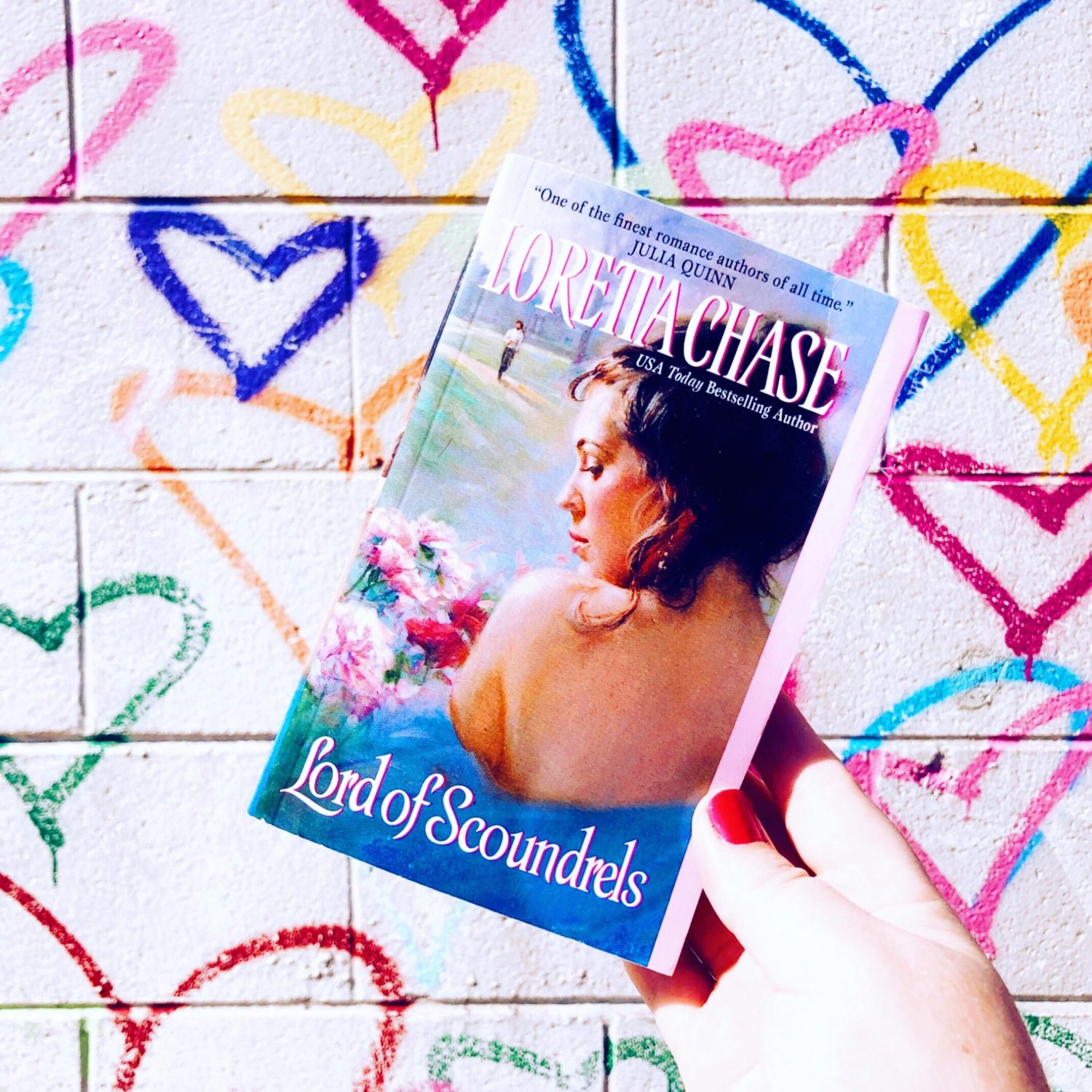 In Review: Lord of Scoundrels (Scoundrels #3) by Loretta Chase
