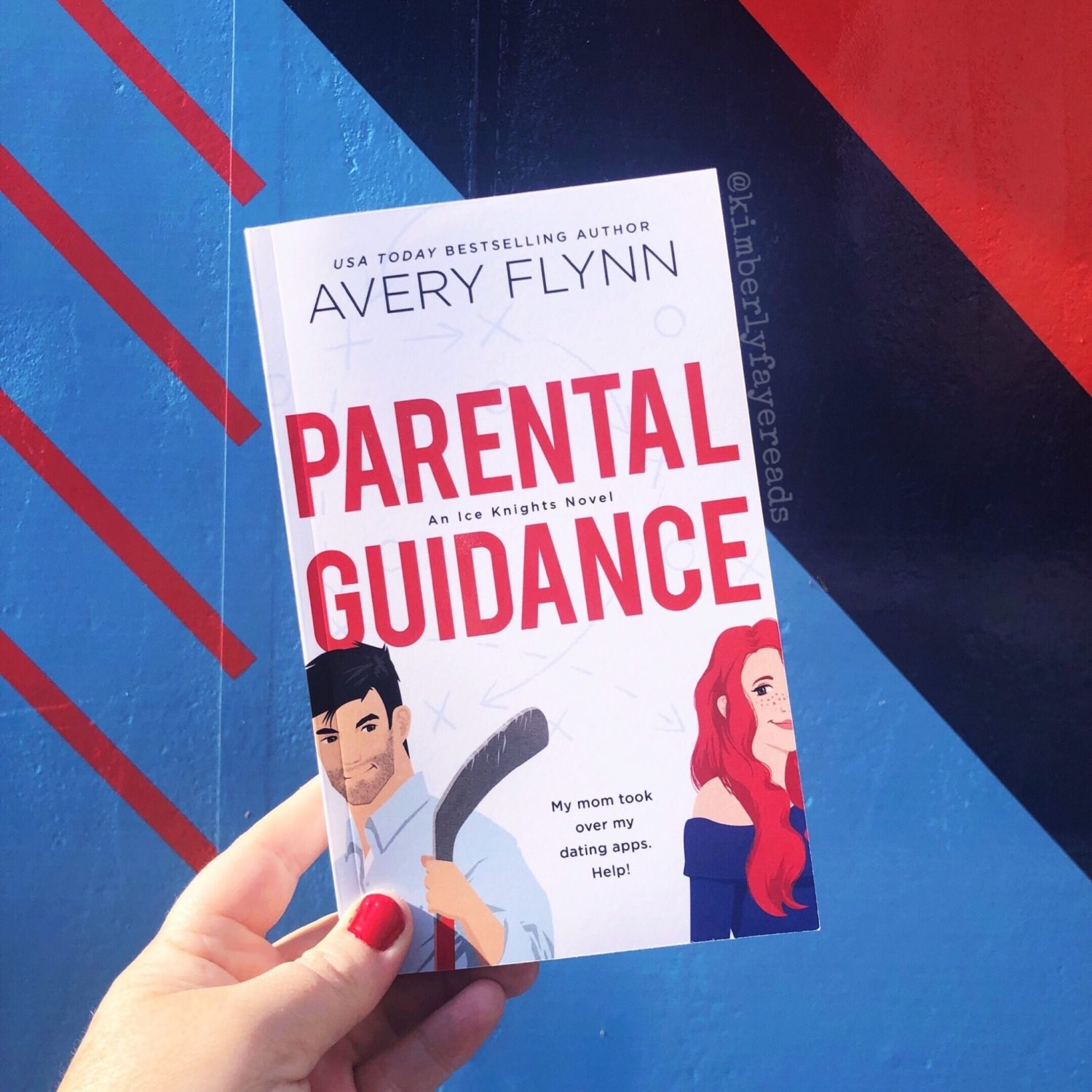 In Review: Parental Guidance (Ice Knights #1) by Avery Flynn
