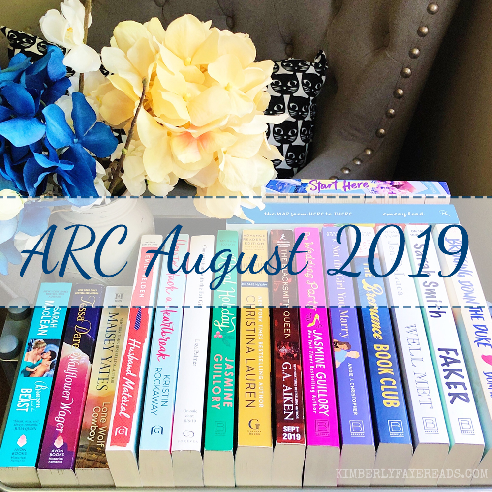 ARC August 2019: Challenge Accepted