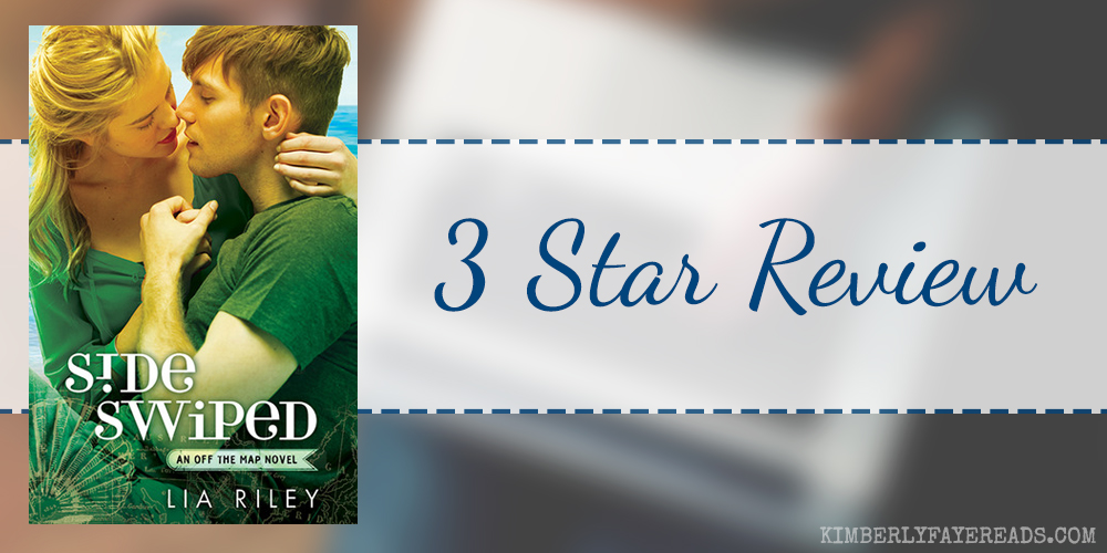 In Review: Sideswiped (Off the Map #2) by Lia Riley