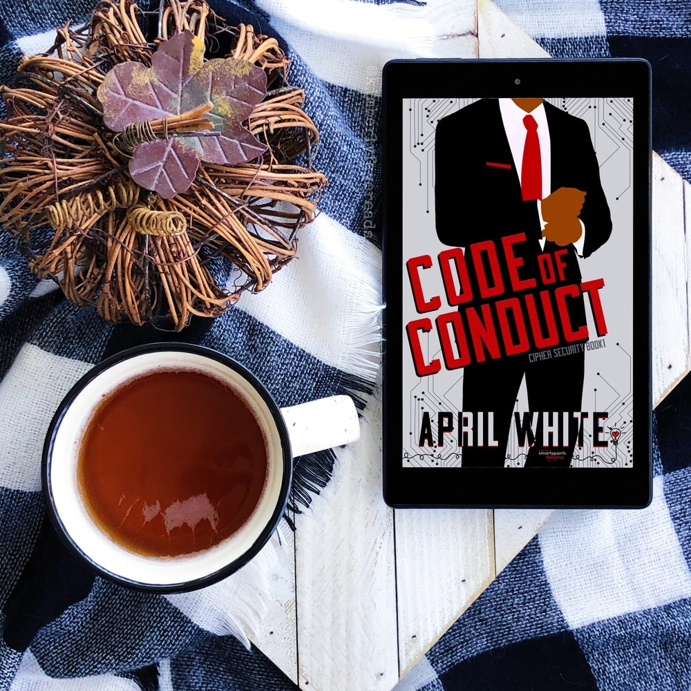 In Review: Code of Conduct (Cipher Security #1) by April White