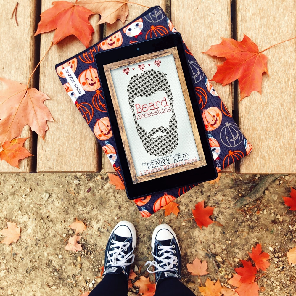 In Review: Beard Necessities (Winston Brothers #7) by Penny Reid