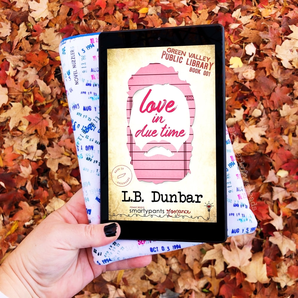 In Review: Love in Due Time (Green Valley Library #1) by L.B. Dunbar