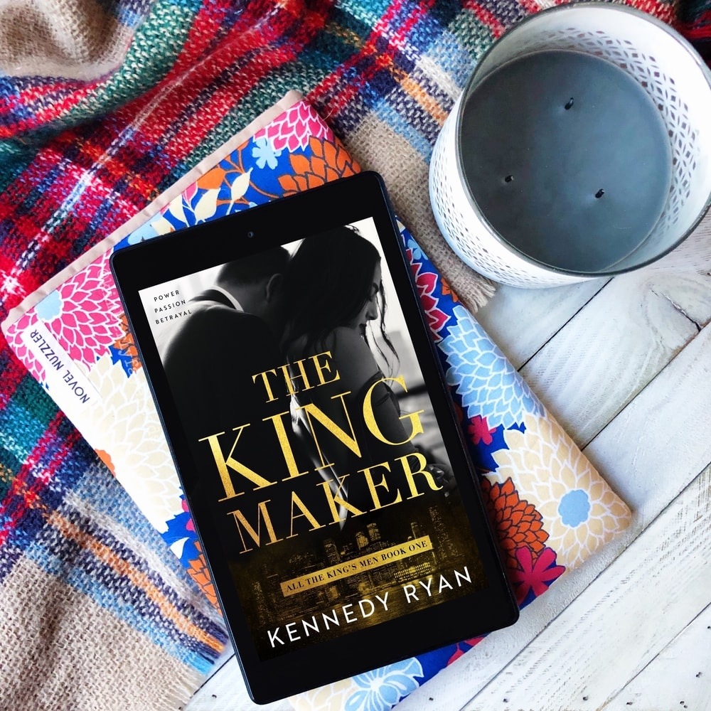 In Review: The Kingmaker (All the King's Men Duet #1) by Kennedy Ryan