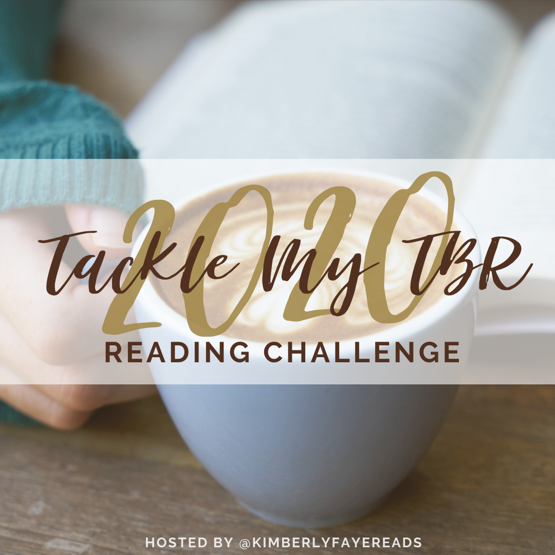 2020 Tackle My TBR Challenge